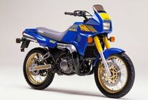 Vintage Adventure Bikes / The Adventure Motorcycle Models from the 80's and 90's that started the Adventure Touring segment.