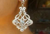 Wedding Jewellery / Wedding jewellery, earrings, necklaces,