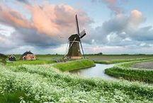 Hollandse molens / Dutch mills