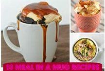 easy recipes / by Regan Mealy