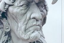 3D / 3d, zbrush, cg, vray, sculpting.