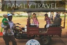 Family Travel | Tips & Hacks / Collecting advice for parents travelling with toddlers and children