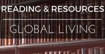 Global Living | Reading & Resources / From undertaking a worldwide adventure to adjusting to work from home - useful reads, resources and inspiration for expats and travellers.