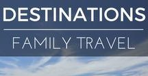 Family Travel | Destination Guides / Pulling together destination guides by the best family travel bloggersacross the globe - great place to start planning a family trip