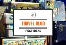 Travel Blogging / Find other travel blogs that interest you, inspiring photography and new ideas for your adventures ahead