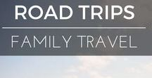 Family Travel | Road Trips / Travelling on the road is a great way to see more of the world up-close; but this also means a lot of time up close and personal with your fellow passengers! How do you pass the hours on long car journeys?