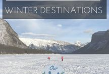 Discover | Winter Travel Ideas / Ideas and inspiration for winter holiday destinations