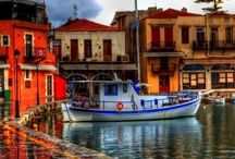 My Rethymno / Η αγαπημένη μου πόλη που μου λείπει πολυ!