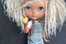 Blythe panenka a Monster High,pullip .. / panenky a jejich malý svět