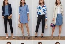 Мода и Стиль / Модные тенденции сезона. Вдохновение для вашего стиля.