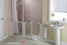 Bathroom Adaptations / Adaptations that will make using the bathroom much easier for those with disabilities or limited movement.
