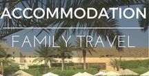 Family Travel | Accommodation / Great ideas on family-friendly accommodation options from around the world  (Contributors welcome to this board FAMILY ACCOMMODATION pins only, one per destination, email keri@ourglobetrotters.com)