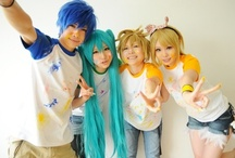 CoSpLaY aNd CoStUmEs / I want to do these! :O