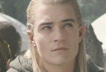 Legolas / I JUST LOVE HIM.