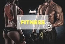 Fitness / A collection of the best and most effective workouts and fitness tips for muscle growth and fat loss! / by PaleoHacks