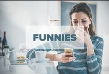Funnies / A collection of jokes, memes and fun things that will make you smile! / by PaleoHacks
