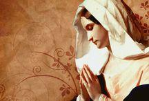 Mi Santísima Virgen María