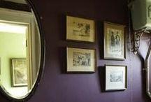Dark Paint / Trends in Paint - Great Dark Rooms