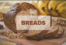 Breads / A collection of gluten free, grain free Paleo bread recipe ideas! / by PaleoHacks
