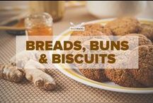 Breads, Buns & Biscuits / A collection of gluten free, grain free Paleo bread, bun, tortilla and biscuit recipe ideas! / by PaleoHacks