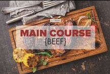 Main Course {beef} / A collection of the tastiest Paleo dinner recipes for beef lovers! / by PaleoHacks