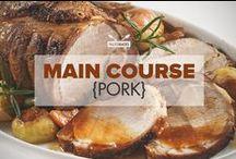Main Course {pork} / by PaleoHacks