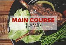 Main Course {lamb} / by PaleoHacks
