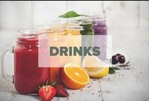 Drinks / A collection of healthy and easy Paleo drink recipe ideas: Smoothies, juices, hot chocolates, kefir, frappuccinos, iced coffees and more! / by PaleoHacks