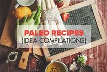 Paleo Recipe Idea Compilations / A collection of the best and healthiest Paleo recipe compilations out there!  / by PaleoHacks