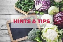 Hints and Tips / A collection of useful hints and tips for your Paleo lifestyle! / by PaleoHacks