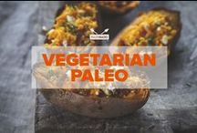 Vegetarian Paleo / A collection of meatless Paleo recipe ideas for lovers of all things vegetarian! / by PaleoHacks