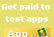 Smartphone apps to earn