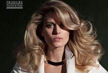 Langhaarfrisuren / Frisuren lange Haare I Langhaarfrisuren und Techniken, Lockenfrisuren I Wellenfrisuren,  Blonde Haare I Rote Haare