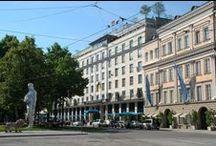 Hotel Bayerischer Hof, München / Arnoldy & Traub – Standort: Hotel Bayerischer Hof, München