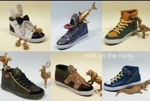MILK ON THE ROCKS SNEAKERS COLLECTION 1