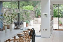 Kitchens / Good ideas to make this central room look fantastic.