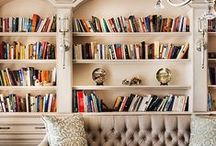 The Easy Library / The perfect board for #book aficionados to #organize their personal library.