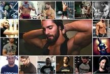 Seth Rollins / My husband