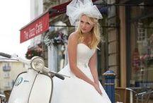 Short Wedding Dresses / Short Wedding Dress, High Low Wedding Dress and Tea Length Wedding Dress Inspiration