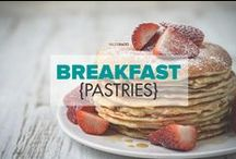 Breakfast {pastries} / Paleo breakfast pastry recipes: pancakes, waffles, muffins, breads, cookies and more! / by PaleoHacks