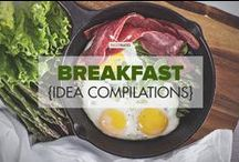 Breakfast {idea compilations} / A collection of the best and healthiest Paleo breakfast recipe compilations out there! / by PaleoHacks