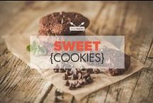 Sweet {cookies} / A collection of healthy flourless Paleo cookies: choc chip, cinnamon thins, macaroons, oreos and more! / by PaleoHacks
