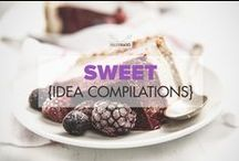 Sweet {idea compilations} / A collection of the best and healthiest Paleo dessert recipe compilations out there! / by PaleoHacks