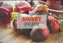 Sweet {fruits} / A collection of healthy and fun Paleo fruit dessert recipe ideas: From apple nachos and fruit salads to grilled watermelon, roasted plum and dried orange slices! / by PaleoHacks