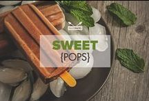 Sweet {pops} / A collection of healthy, fun, dairy-free Paleo popsicle recipe ideas for ice cream lovers! / by PaleoHacks