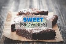Sweet {brownies} / A collection of the best and tastiest Paleo brownie recipe ideas for all chocolate lovers! / by PaleoHacks