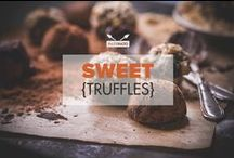 Sweet {truffles} / A collection of guilt-free delicious Paleo truffles recipe ideas for chocolate lovers. / by PaleoHacks