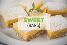 Sweet {bars} / A collection of dairy-free, grain-free healthy Paleo bar recipe ideas: cinnamon bars, nutella fudge, lemon bars, nut bars and more! / by PaleoHacks