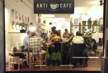 Café / love a good coffee / tea shop