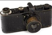 Vintage cameras / Old camera related / Vieux appareils photo